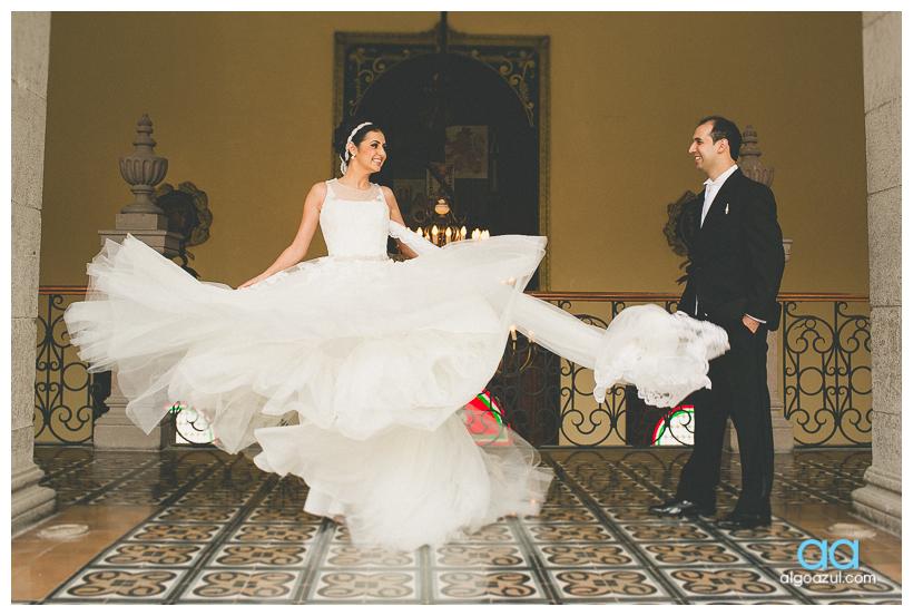 Sesion de boda en rufino tamayo for Bodas en jardin en monterrey
